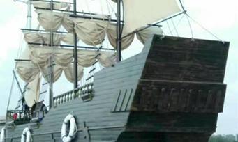 海南恒大地产景观船 振兴船号YL43