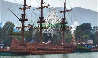 珠海陆地观赏船JGC-07