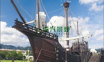 观澜陆地观赏船JGC-06