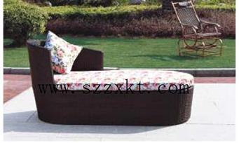 藤制套桌椅ZXY12-04