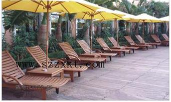 实木沙滩躺椅ZXY29-05
