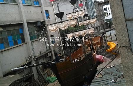 武汉汉口海盗船