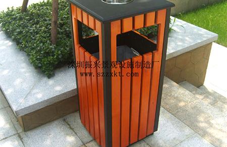 公司钢木单桶案例