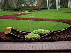 景观船成为城市另类特色景观